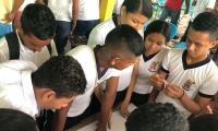 Los jóvenes se capacitan a través de la metodología de Cartografía Social