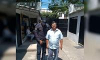 Julio Cesar Durán Esquivia, deberá pagar 32 meses de cárcel.