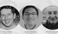 Periodistas ecuatorianos asesinados por disidencias de las Farc.