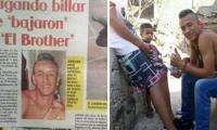 Jhonatan Pérez Gutiérrez aseguró que la foto publicada por el periódico local fue tomada de su perfil de Facebook.