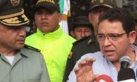 Alcalde Rafael Martínez hizo un llamado a castigar severamente a delincuentes.