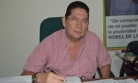 Pedro Sánchez, alcalde de Aracataca.