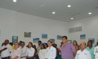 Representantes de comunidades, Ongs, instituciones y medios de comunicación participaron de la audiencia.