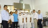 Gobierno departamental y embajada de Japón entregaron nueva sede educativa Aracataca.