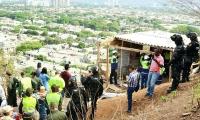 La ley estremeció a la delincuencia en Murallas de El Pando.