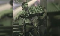Javier Matta, acordeonero samario.