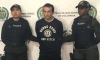 Carlos Alberto Casas, enviado a la cárcel por asesinar a su exmujer.