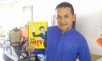 El escritor y periodista Fausto Pérez Villarreal.
