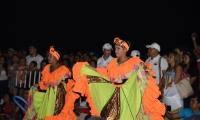 Los estudiantes complacidos con la organización y puntualidad del evento, manifestaron que es importante rendir homenaje a la riqueza cultural del Caribe a partir de su música.