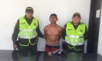 Héctor Javier Albarrán González, capturado,