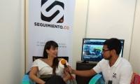 Shadia Olarte, director de turismo distrital en entrevista con Seguimiento.co.