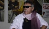 Zeuxis Pausias Hernández Solarte, conocido como Jesús Santrich, está en la Fundación Caminos de Libertad.