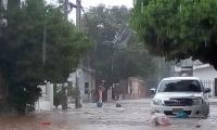 Como en Santa Marta, las lluvias no cesarán en todo el territorio nacional.