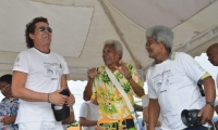 Carlos Vives departió con líderes y Gestores Culturales del Barrio