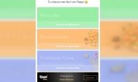 Esto es lo que sale cuando los usuarios entran a la aplicación en Santa Marta.