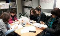 Firma de convenio entre la Unimag y la universidad italiana.