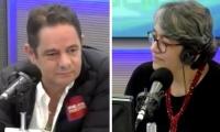 Germán Vargas Lleras y Yolanda Ruiz.