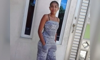 Meidis Paola Martínez, de 29 años.
