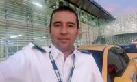 Alejandro Vélez, el taxista ejemplar.