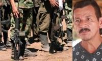 Alias 'Cadete' estaría al mando de ese grupo disidente de las FARC.