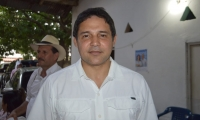 Honorio Henríquez Pinedo, senador de la República.