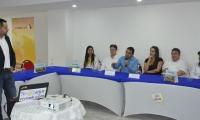 Al evento asistieron autoridades departamentales y distritales.