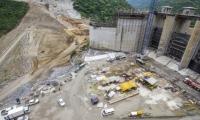 Emergencia en Hidroituango.
