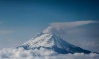 Volcán Nevado del Ruiz, Colombia.