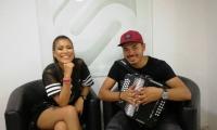Karen Lizarazo y Carlos Torres.
