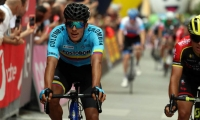 Wilmar Paredes, ciclista colombiano.