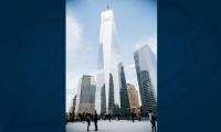 Aspecto del nuevo edificio en la Zona Cero de Nueva York.