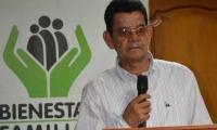 Joaquín González, director del Icbf Magdalena.