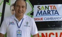 Omar Suárez Prasca, Gerente de la ESE Alejandro Próspero Reverend.
