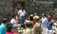 El equipo de trabajo para el plan de restauración del 'Fuerte Militar de San Fernando' está integrado por el Ejército Nacional, la Universidad del Magdalena, la Universidad Externado de Colombia y representantes del sector turístico y productivo del departamento.