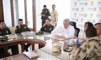 Comité de Seguimiento Electoral departamental.