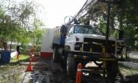 Los trabajos de mantenimiento se realizarán en el pozo ocho.