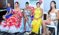 Candidatas del Magdalena que representarán al departamento y al país en distintos reinados.