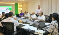Consejo Superior de la Universidad del Magdalena realizó una nueva sesión.