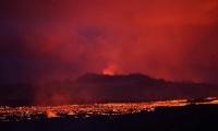 El volcán Kilauea de Hawái.