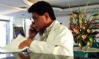 El médico Luis Cuello Loperena