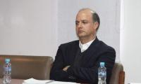Exviceministro de Transporte, Gabriel Ignacio García Morales.