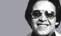 Héctor Lavoe, cantante.