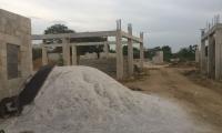 Así luce el colegio del corregimiento de Varela, en Zona Bananera.