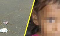 La niña murió cuando era atendida en un centro médico del municipio.