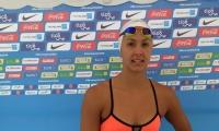 Isabela Arcila Hurtado, nadadora colombiana.