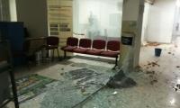 Sede de Electricaribe atacada en Plato.