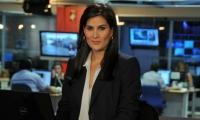 Vanessa de la Torres, presentadora.