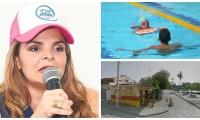 La secretaria de Cultura de Santa Marta, Diana Viveros se contradice.