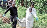 Cruelmente acribillado fue hallado el cadáver de este hombre en zona rural de la capital del Magdalena.