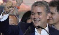 Iván Duque, presidente electo de Colombia que este 7 de Agosto asume el cargo.